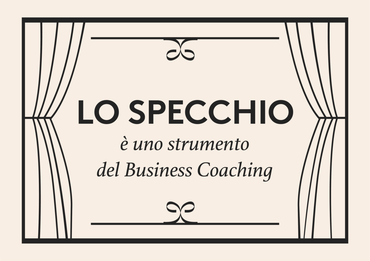 specchio nel Business coaching